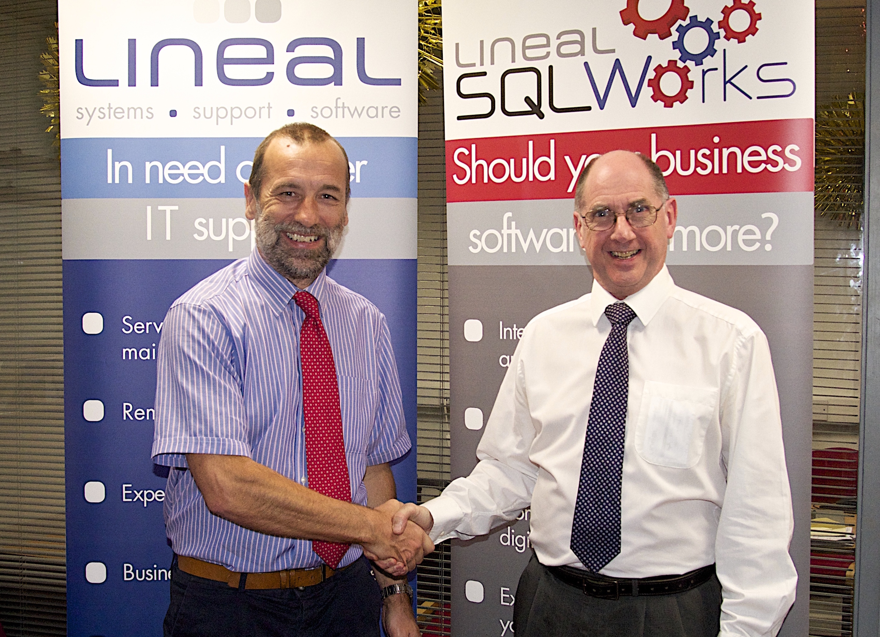 lineal active merger