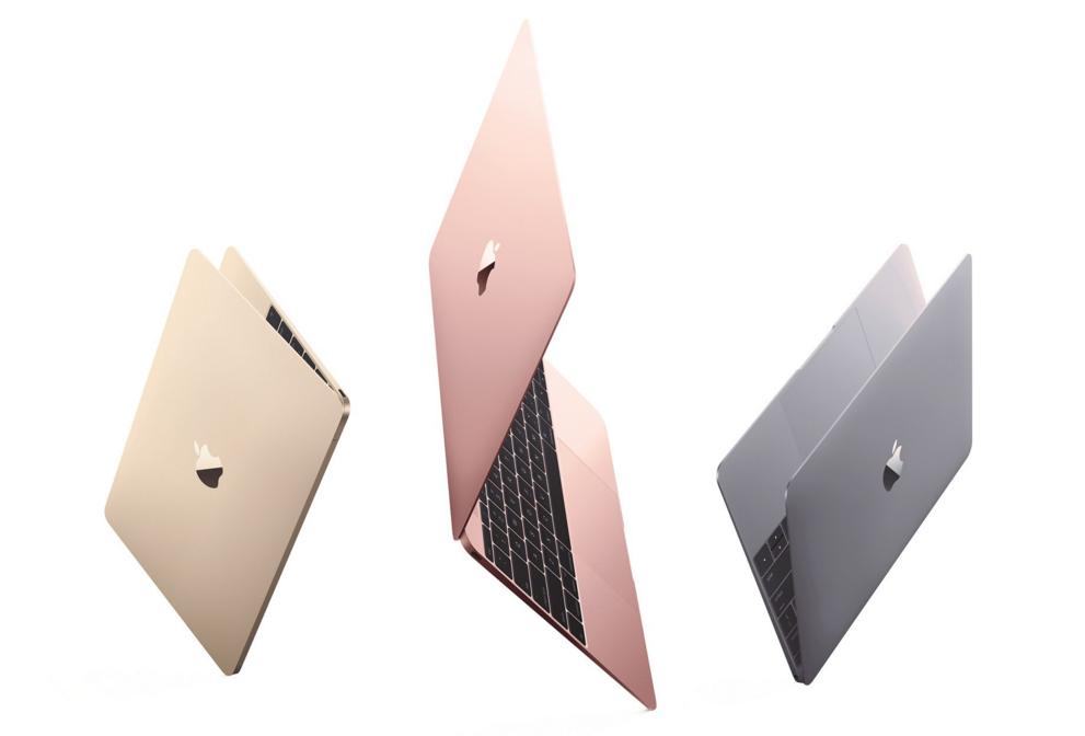apple unveil rose gold macbook lineal it. Black Bedroom Furniture Sets. Home Design Ideas