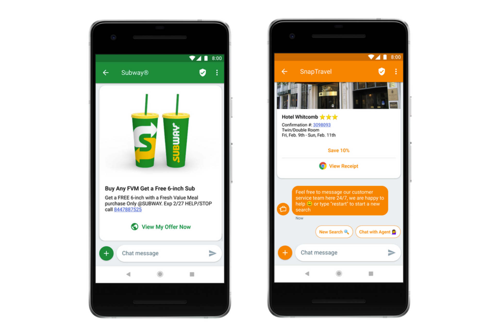 Android Chat app to (finally) challenge iMessage - NEWS | Lineal IT