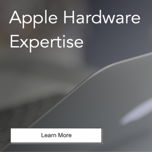 apple hardware expertise