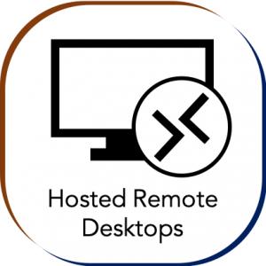 cloud hosted remote desktops