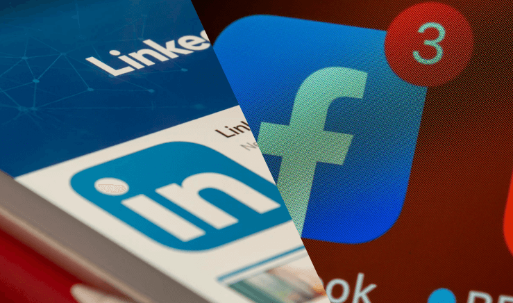 facebook and linkedin breach